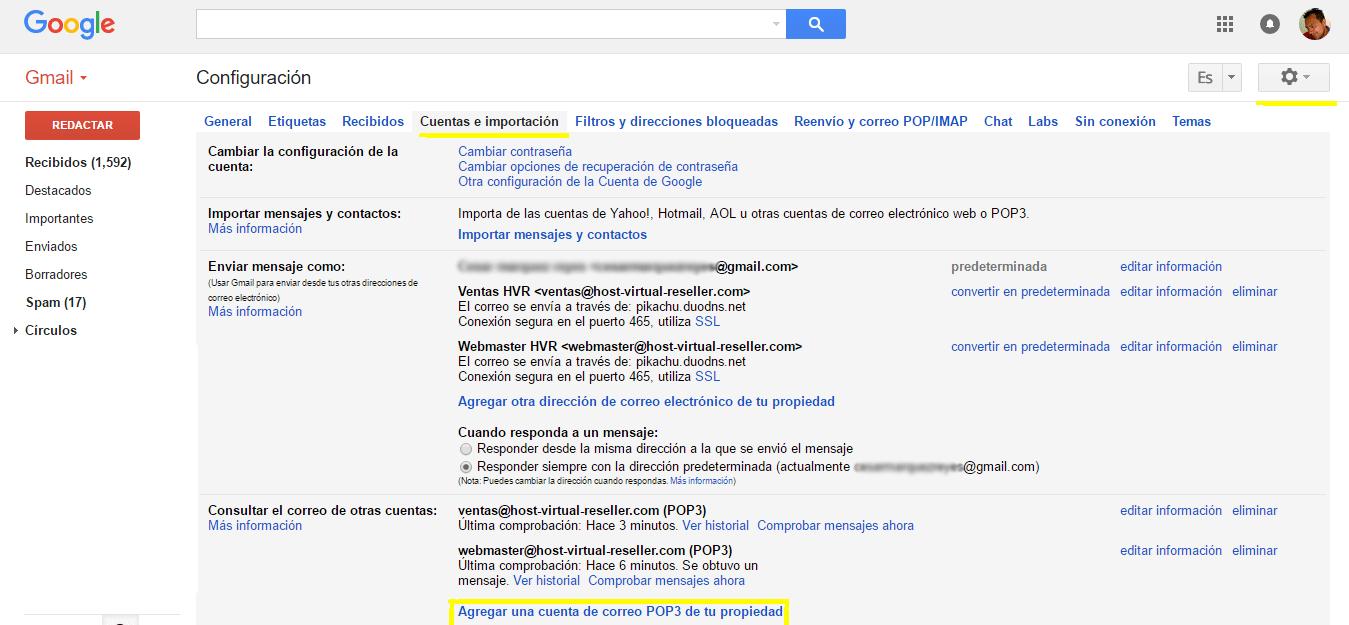 empresarial gmail